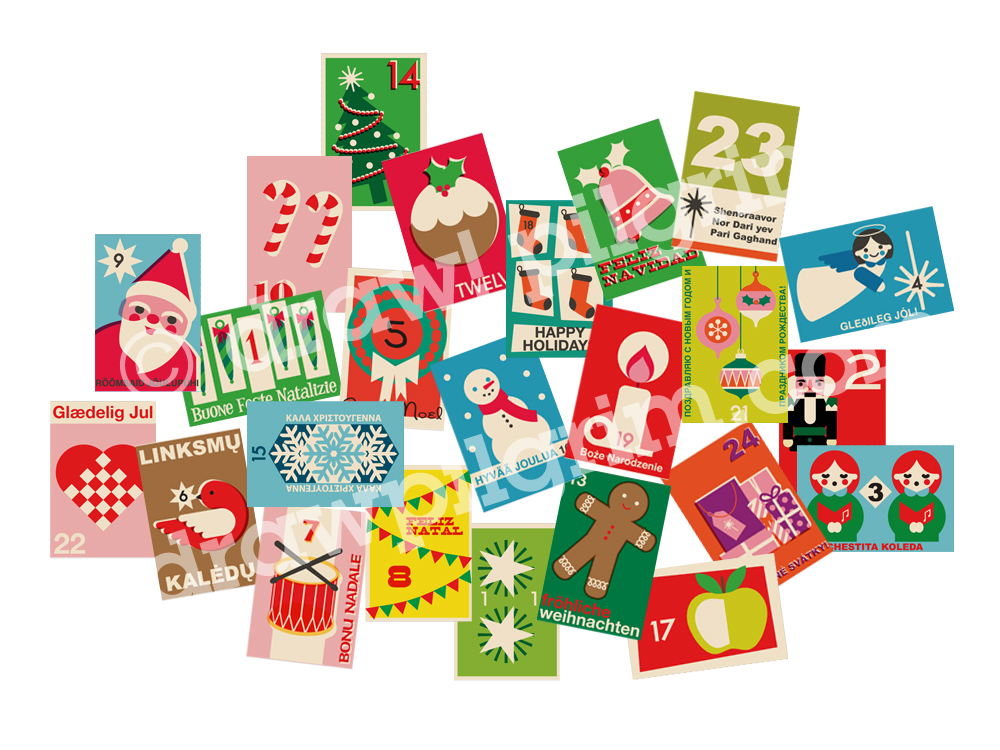advent matchbox kit