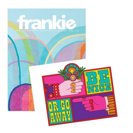 Frankie Giveaway