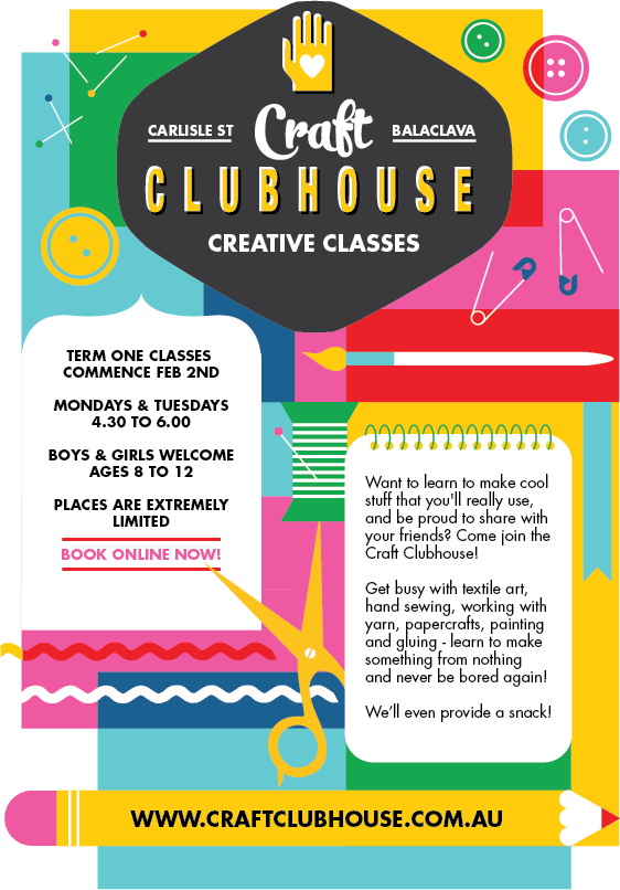 Craft Clubhouse